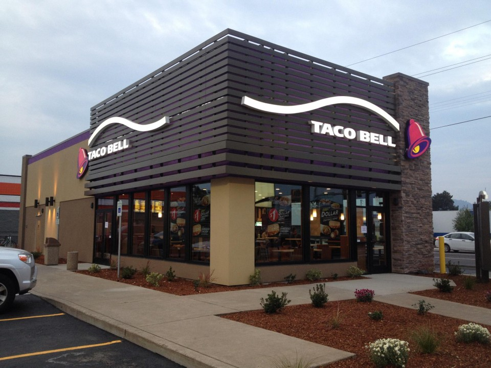 Taco Bell (Lebanon, OR) - Scrape and Rebuild